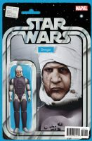 Star Wars #22 - Christopher Action Figure (Dengar) Variant Cover